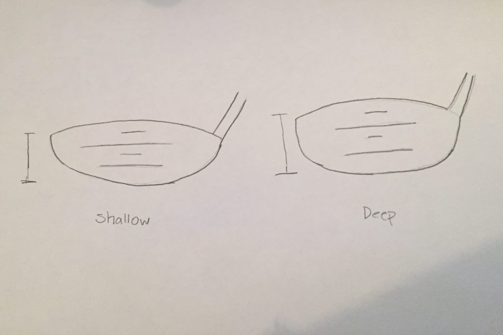 shallow vs deep