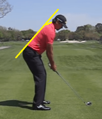 Spinal Bend Jason Day